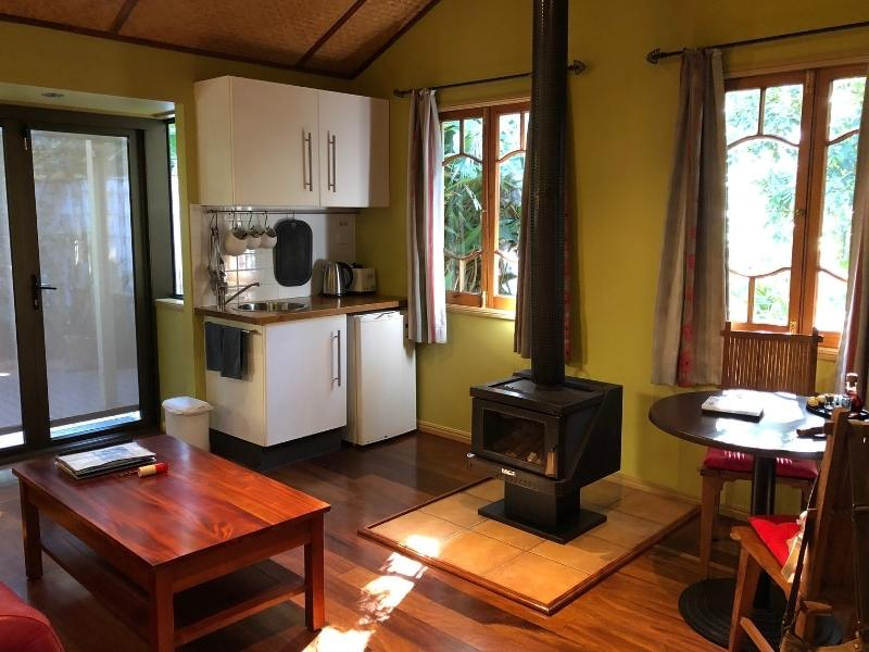 Witches Falls Cottages Romantic Getaways in Queensland