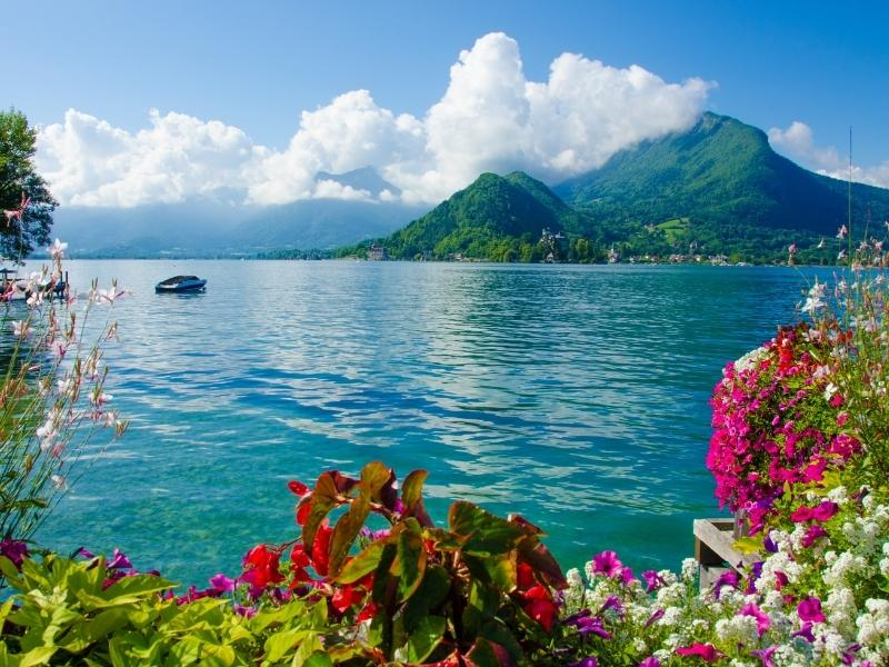 Lake Annecy/