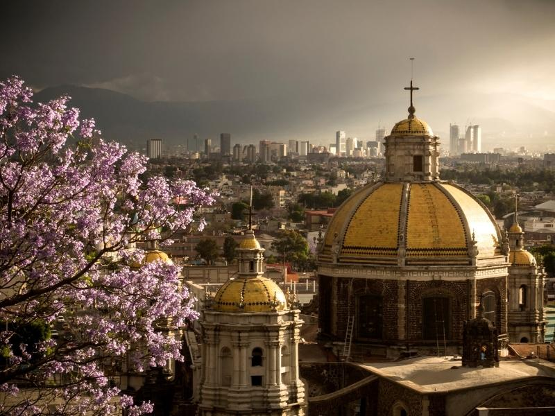Mexico City features in many Spanish series on Netflix.
