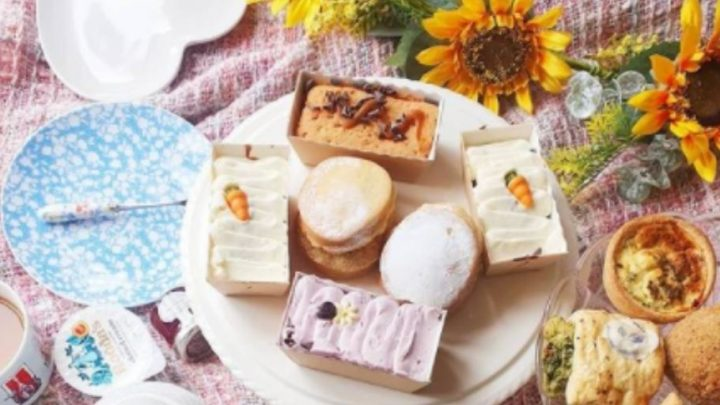 Afternoon Tea in a box (Perfect gift for family & friends in the UK)