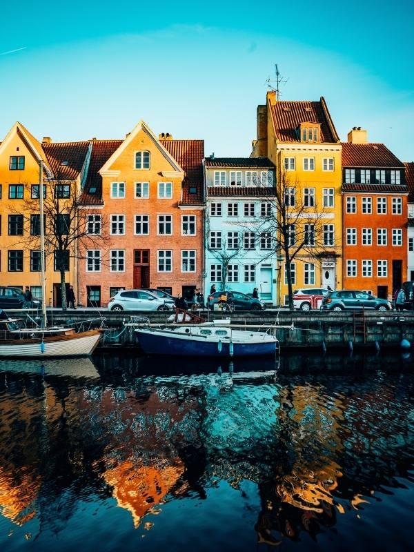 Copenhagen appears in some Nordic Noir Netflix series.