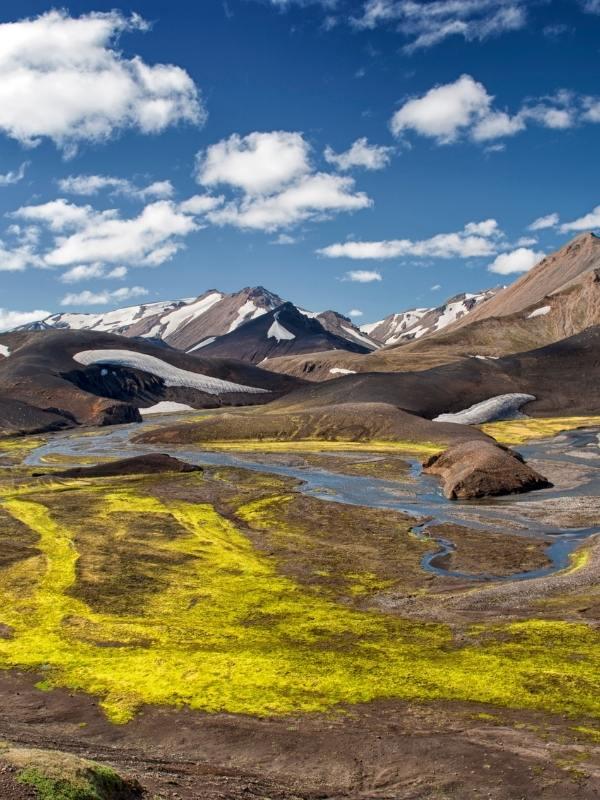 Icelandic Highlands.