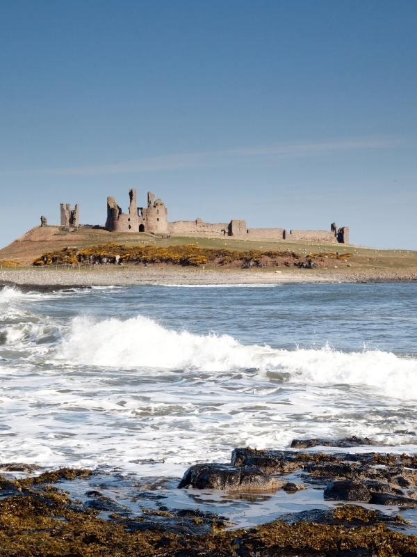 Northumberland - Dunstanburgh Castle