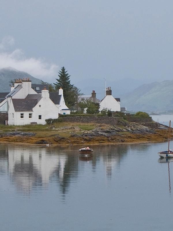 Plockton in Scotland