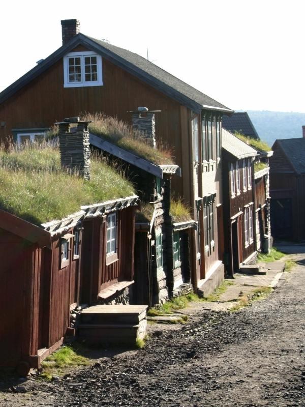 Røros Norway.