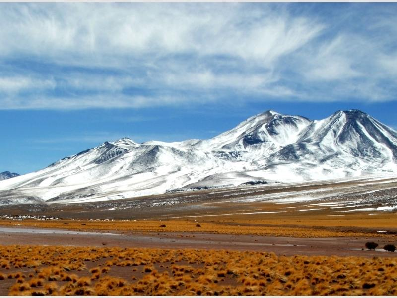 Andes in Chile feature in one of the most popular travel documentaries on Netflix Magical Andes.