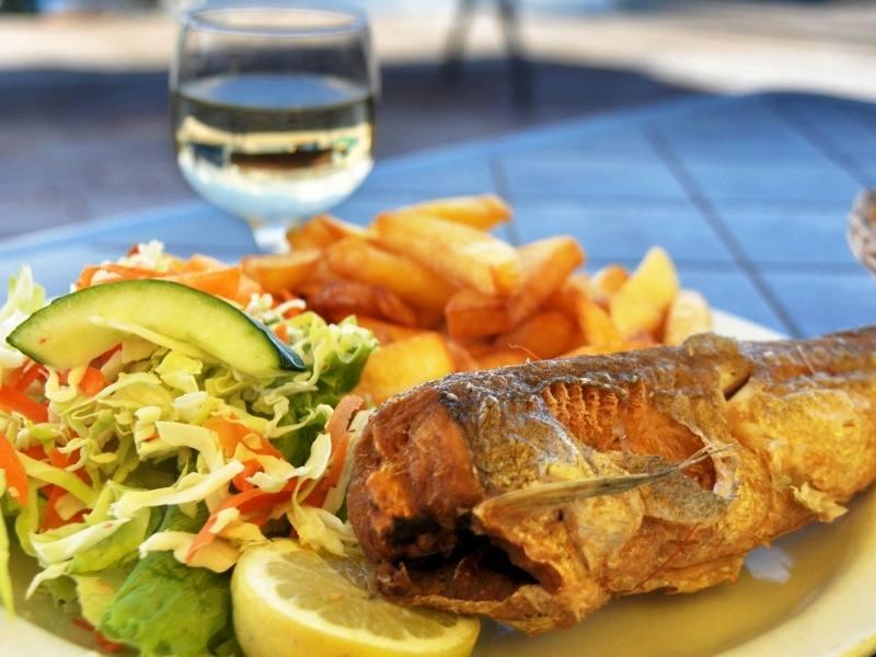 Maltese fish dish.