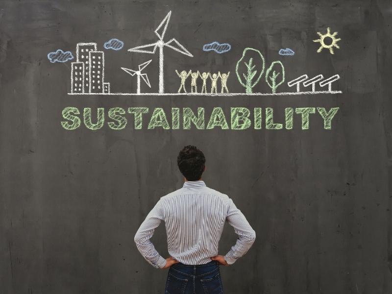 Sustainability diagram.