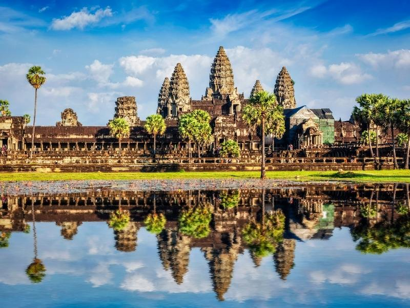 Anghor Wat.