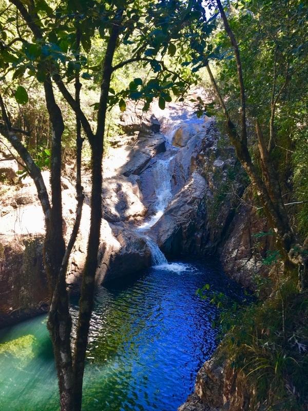 Finch Hatton Gorge.