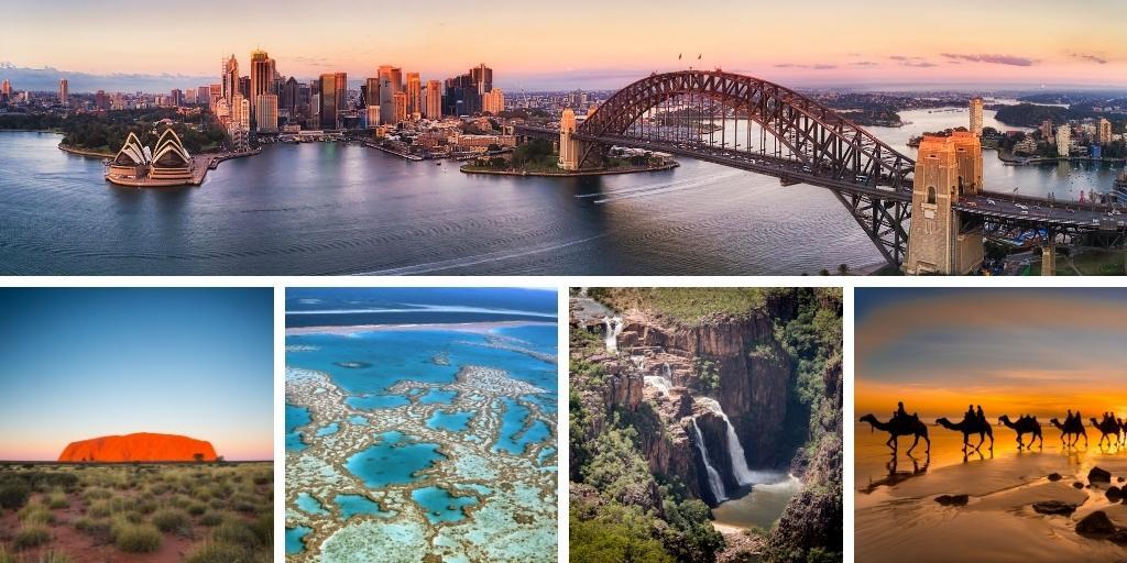 Famous Australian Landmarks
