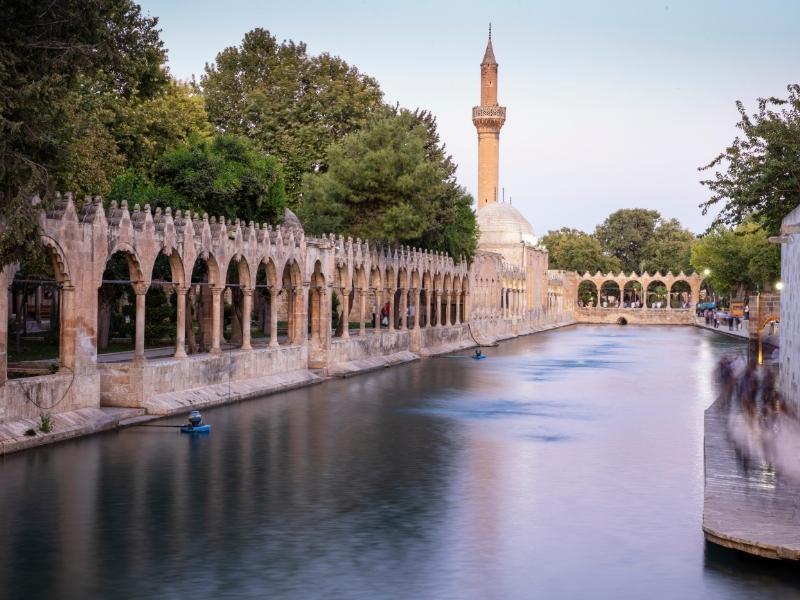 Sanliurfa in Turkey.